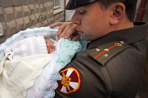 Ежемесячное пособие на ребенка военнослужащего