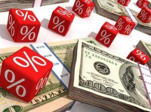 Формула расчета процентов при аннуитетном платеже