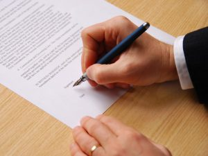 Общие правила по заполнению заявления формы №Р13001