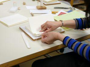 Сшивание документов в архив