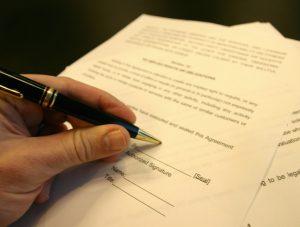 Письменная претензия о возврате товара