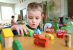 Получение места в детском саду