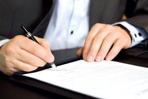 Форма договоров между ООО и ИП
