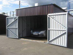 Где и как оформить гараж в санкт петербурге