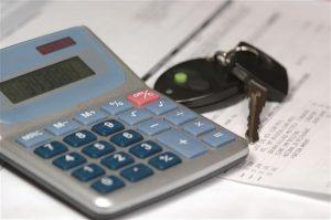 Расчет дорожного налога на автомобиль