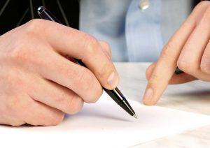 Заполнение бланка квитанции на оплату государственной пошлины при ликвидации ИП