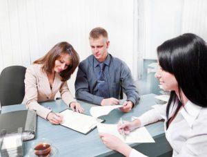 Передача уведомления о расторжении договора аренды