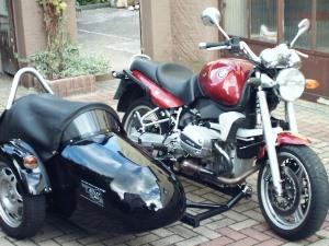 Какие грузы запрещается перевозить на мотоцикле с коляской