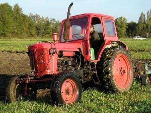 Договор купли продажи трактор колесный