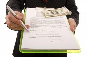 Агентский договор и налоги