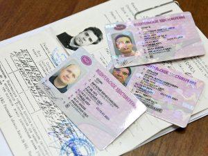 Замена водительских прав раньше срока