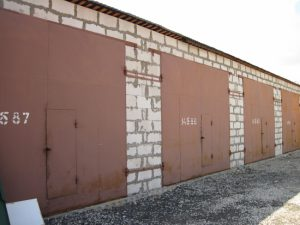 Порядок регистрации построенного гаража