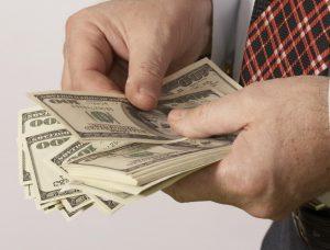 Мелкие маленькие суммы из которых складывается доход заведения