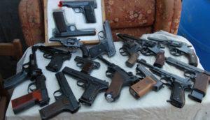 Ответственность за незаконное хранение оружия