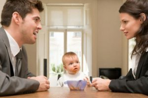 Заявление в суд на установление отцовства
