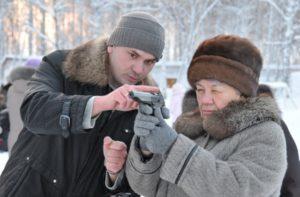 При самообороне разрешенно ли стрлять с траматического оружия