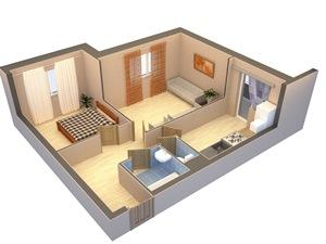 Где заказать проект перепланировки квартиры