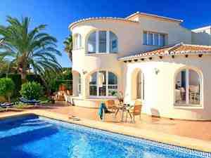 Сколько стоит дом на берегу моря в Испании