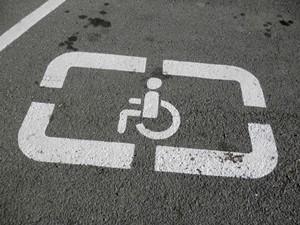Определение размеров одного парковочного места