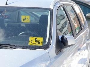 Знак инвалид на машине - как правильно установить