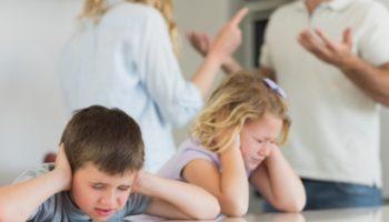 Образец искового заявления о расторжении брака при наличии детей