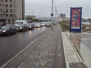 Что считается тротуаром в ПДД