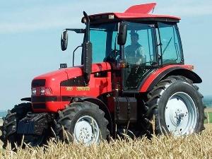 Список тракторов категории с