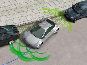 Параллельная парковка задним ходом для начинающих