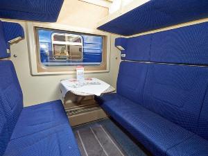Что такое купе в поезде - особенности