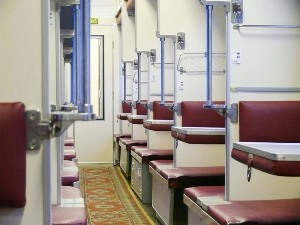 Схема мест в вагоне поезда плацкарт