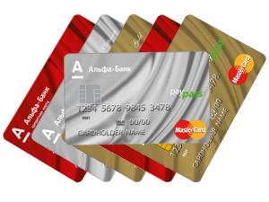 Кредитная карта Альфа Банк с льготным периодом