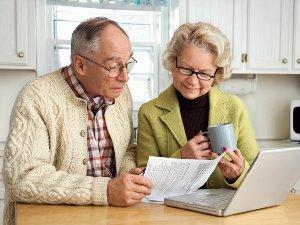 Оформить кредитную карту онлайн пенсионерам