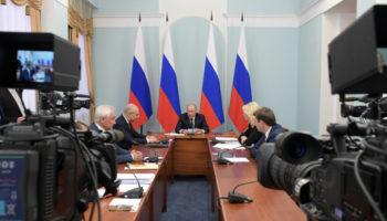 Путин о пенсионной реформе сегодня: последние новости о поправках Путина